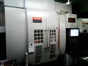 5軸加工機:マシニングセンター